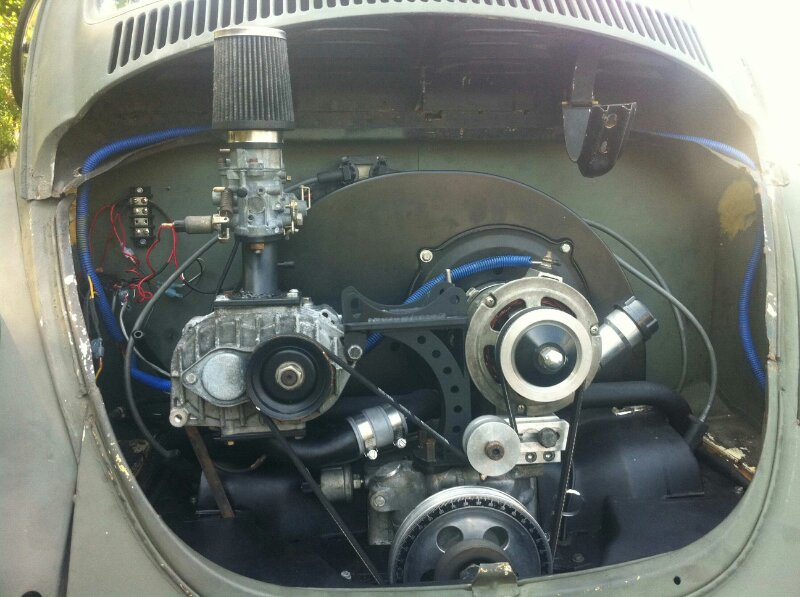 Paxton SN89 Supercharger for 3 0