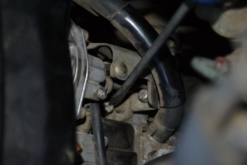 86 Ram 50 2 0l Carb adjust for smog    Help?