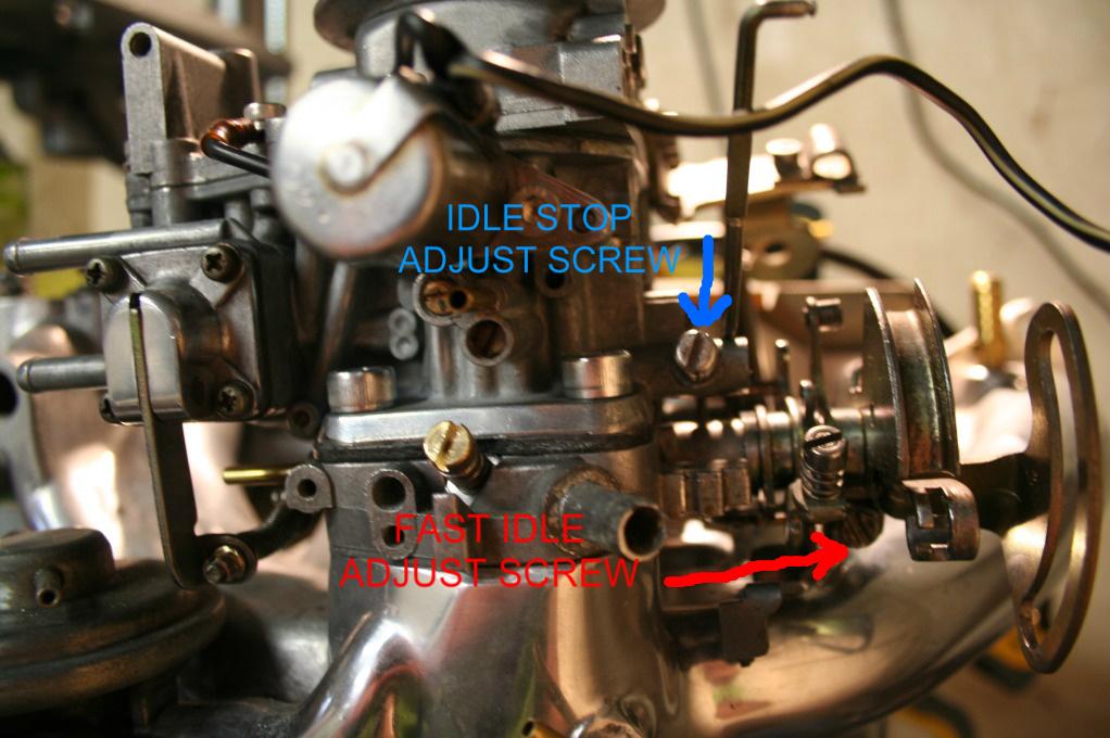 Carburetor issues xp