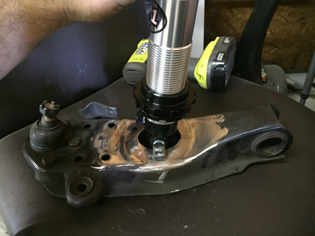 Coilovers! QA1 Front Suspension    What fits and how? The answers!