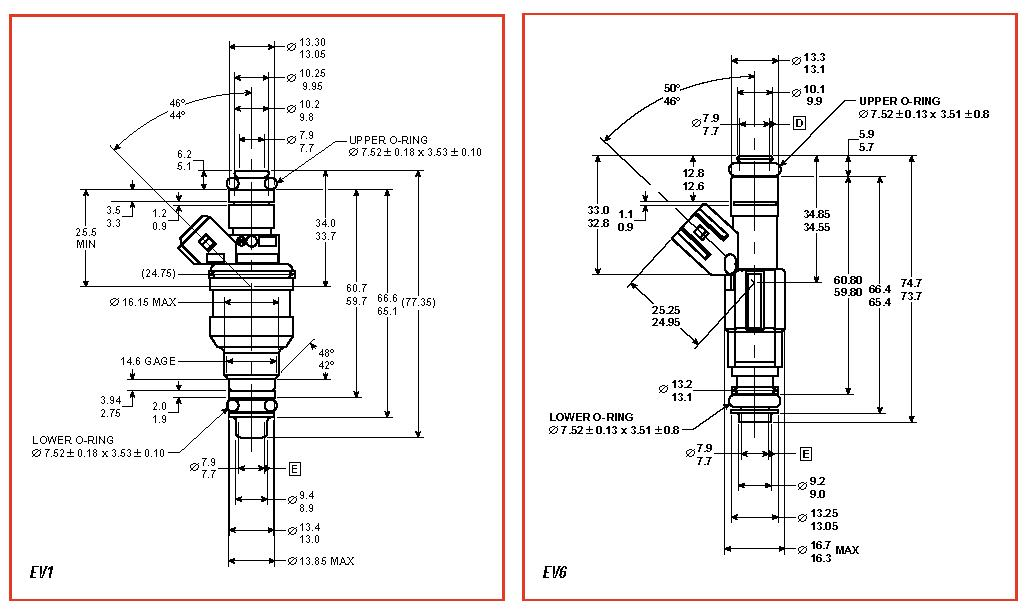 4.3 V6 Chevrolet Mercruiser Multi Port Fuel Injection Fast Tuned Port Injection Wiring Diagrams on