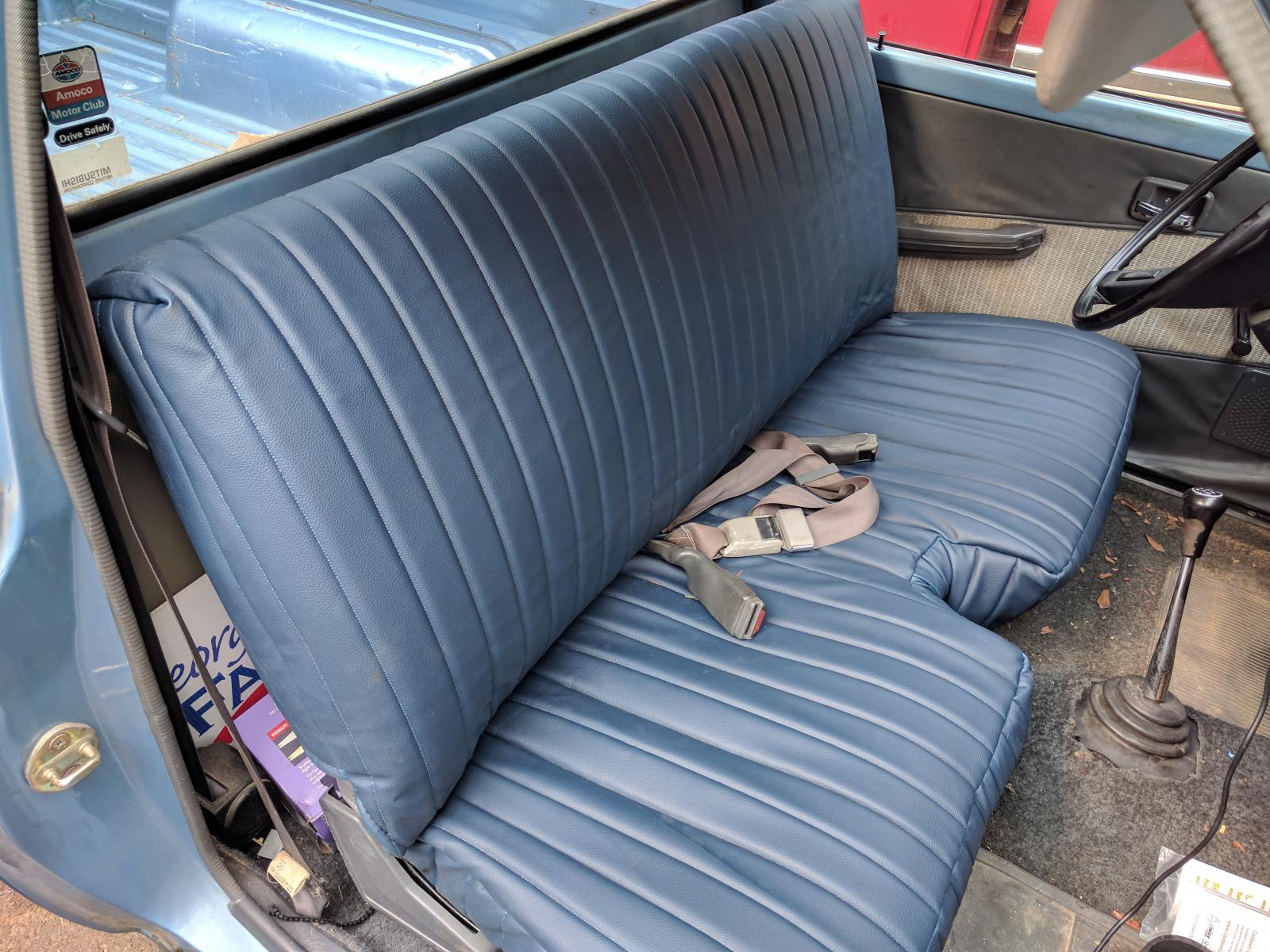 Astounding Rebuilding A Bench Seat Caraccident5 Cool Chair Designs And Ideas Caraccident5Info