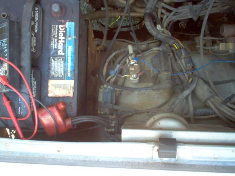 91 D50 With Ignition Problem No Spark