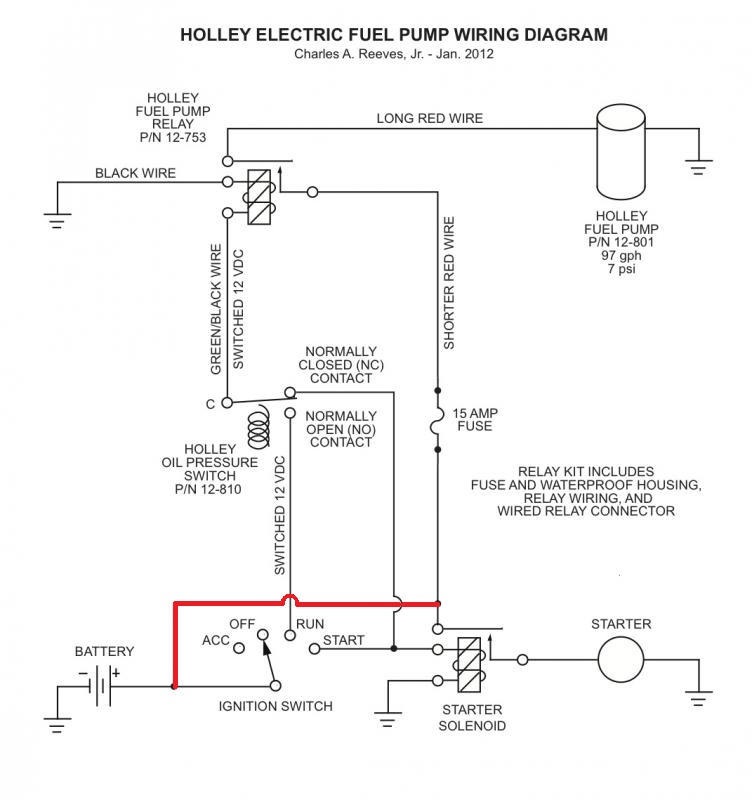 electric fuel pump wiring click image for larger version fuelpumpinstallwiring jpg views 581 size