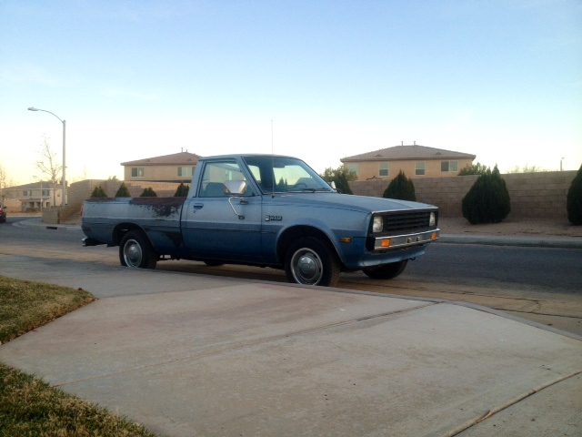 Just picked up a 82 D50 What swap should I do?
