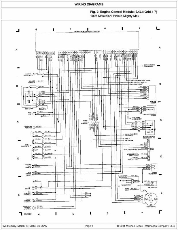 system wiring diagram for a 93 mighty max 2 4 manual trans  click image for  larger version  name: fig jpg views: 2432 size: