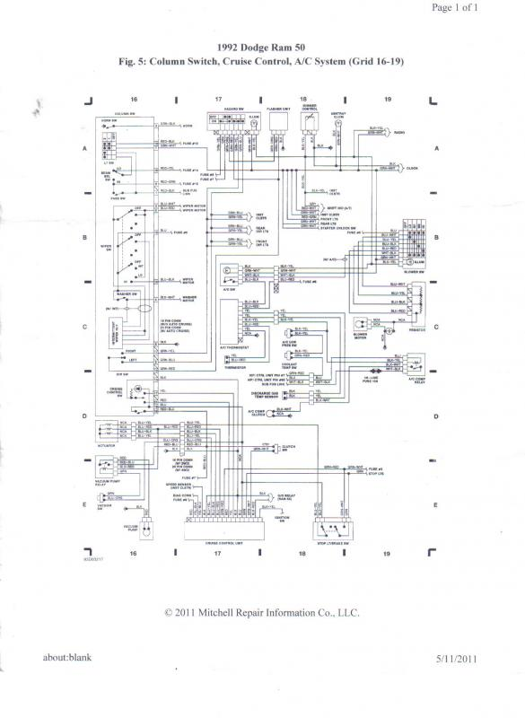 mitsubishi mighty max wiring diagram discover your i gotta ac problem wiring diagrams