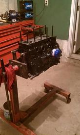 Click image for larger version.  Name:D50 Motor on stand.jpg Views:83 Size:41.7 KB ID:3099