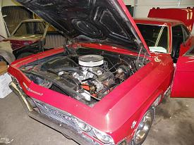 Click image for larger version.  Name:Impala engine.jpg Views:136 Size:84.0 KB ID:1238