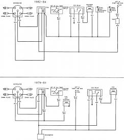 Click image for larger version.  Name:82 84 coil wiring.jpg Views:7892 Size:49.8 KB ID:5280