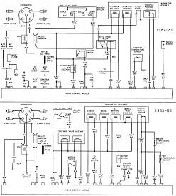 Click image for larger version.  Name:86 ram 50 coil wiring diagram.jpg Views:12262 Size:92.4 KB ID:5281